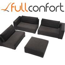 Sillon Sofa Living Esquinero Rinconero 4 Modulos 11 En 1