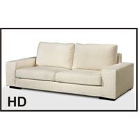 Sillon Sofa 2/3 Cpos Placa Soft Talampaya Chenille Alta Gama