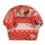 Sillones Infantiles Mickey Minnie Cars Y Mas!!!