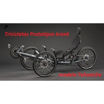 Tricicleta Reclinada