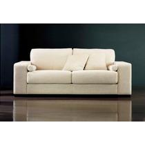 Sillon Sofa 2 Cuerpos 1,5 Mts Soft Talamp/chenille Alta Gama