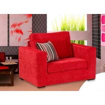 Sofa cama de un cuerpo en tela sillones en sala de estar for Sillon cama un cuerpo