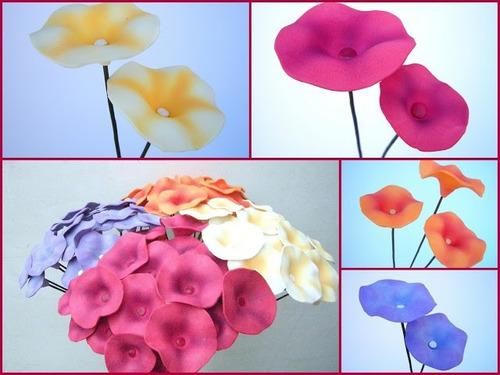 Flor en fomay - Imagui