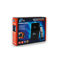 Sintonizadora De Tv Noganet Externa Ngs-323 Full Hd - Nuevos