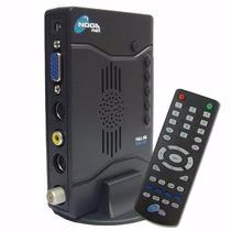Sintonizadora Tv Externa Noga Noganet Full Hd+control Remoto