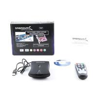 Sintonizadora Sabrent Usb Tv Captura Video Control Remoto