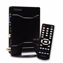 Sintonizadora Tv Externa Slim Full Hd 1080p Audio Remoto Pip