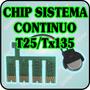 Chip De Repuesto Para Sistema Continuo Para Epson T25 Tx135
