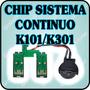 Chip De Repuesto Para Sistema Continuo Para Epson K101 K301
