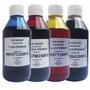 Tinta Para Impresora Y Sistema Continuo 250cc X 4 Colores