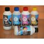 Tinta Sistemas Continuos Y Recargas - 4 Colores X 250ml C/u