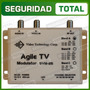 Modulador Tv Camara Cctv Video Cablevision Multicanal 96/98.