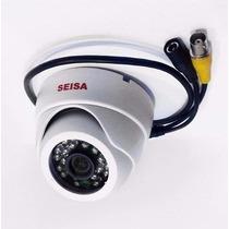Camara De Seguridad Tipo Domo Cctv - Seisa - Nocturna Ext.