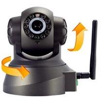 Cámara Seguridad Ip Wifi Sd Ir Ptz Alrm Inalambrica - Centro