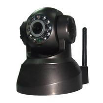 Camara Ip Motorizada P2p Wifi Seguridad Infrarroja Con Audio
