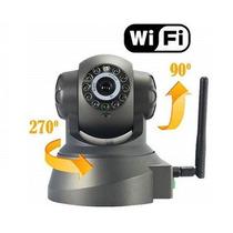 Camara Ip Wifi Infraroja Sonido Motorizada Inalambrica Alarm