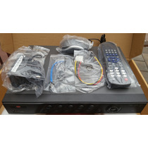 Grabadora 4 Canales.omni-dvr104.fabricación Hikvision. P2p.