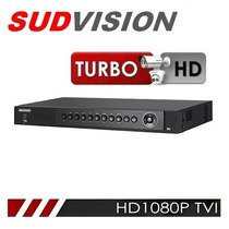 Dvr Hd Turbo 8 Canales 1080p Compatible Hikvision