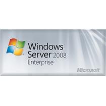 Windows Server 2008 Enterprise R2 + 5 Cal Licencia Original