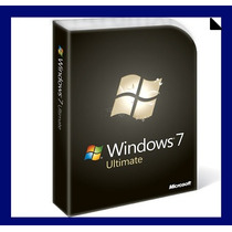 Windows 7 Ultimate | Licencia Original Para 1 Pc