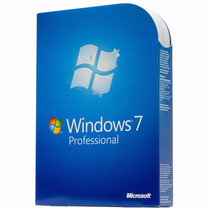 Windows 7 Professional Sp1 - X32/x64 - 100% Original 3 Pc!