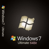 Licencia Windows 7 Ultimate Sp1 32/64 Bit Original