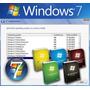Windows 7 Todas Las Versiones 32/64 Bits Booteable Activado