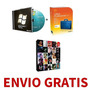 Windows 7 + Office 2010 + Adobe Suite Cs6 (5 Dvds) + Envio