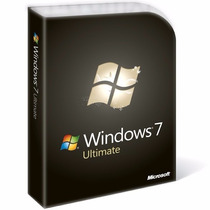 Windows 7 Ultimate Licencia Original 32/64 Bits 1 Pc