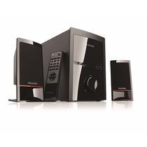 Sistema Multimedia 2.1 Microlab M700u 46w Usb Sd Fm   Cuotas