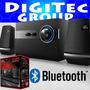 Parlante Bluetooth 2.1 Doros Bajo Reforzado Madera- Cordoba