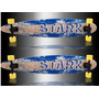 Longboard Skate Stark Maple Canadiense Trucks Carbono