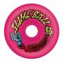Santa Cruz Slime Balls Vomits 60mm 97a Ruedas, Rosas Nuevas!