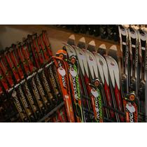 Ski Rossignol Bandit Xx Freeride + Fijacion Eco Eurocamping