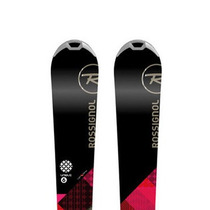 Rossignol Ski Kit Unique 6 W Xel + Fijaciones Xel / 163 Cm