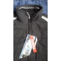Campera Reversible Para La Nieve - Interior Polar