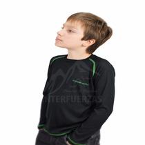 Camiseta Térmica Termica Niño Chicos