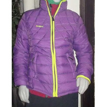 Campera Nexxt Grays Dama