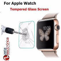 Film Gorila Glass Apple Watch 38mm Templado Vidrio Potector