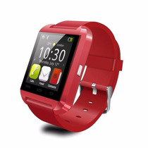 Reloj Bluetooth Smart Watch Touch Music Rec Android Mac Sms