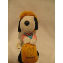 Muñeco Snoopy Granjero Coleccion Mc Donald`s