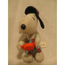 Muñeco Snoopy Coleccion Mc Donald`s