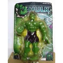 Hulk Muñeco Plastico.tira Un As De Luz