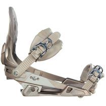 Fijaciones De Snowboard Raiden Eris De Aluminio Nitro Snow