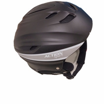Casco Action Sport Para Snowboard, Bici, Skate Y Rollers