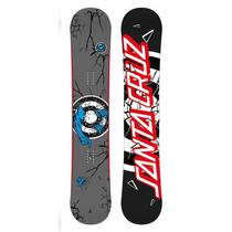 Snowboard Santa Cruz Rob Two Go Big Rocker Santa Cruz Arg