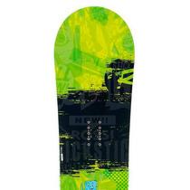 Rossignol Snowboard T-tick Amptek Wd 158 + Fijaciones Cage