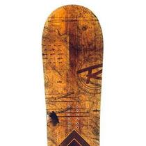 Rossignol Snowboard Kit Templar Magtek 155 + Fijaciones Cage