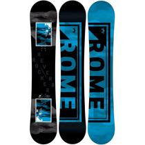 Tabla Snowboard Rome Reverb Rocker Reverse Camber 158w
