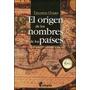 El Origen De Los Nombres De Los Países. Edgardo Otero